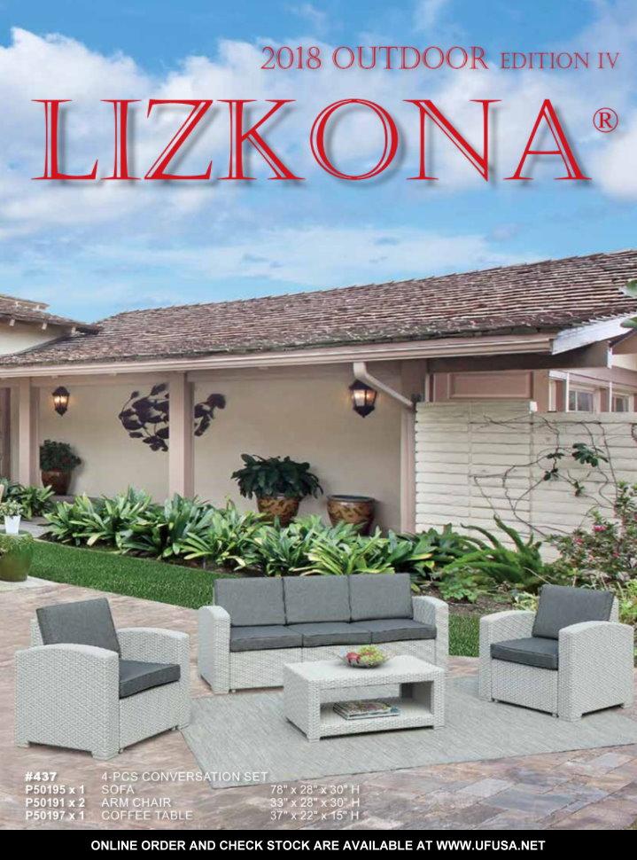 Interactive Lizkona III Catalog